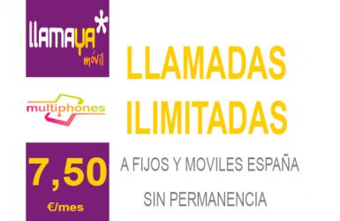 Llamaya – Plan Habla 7,50€