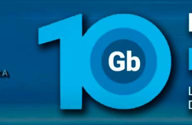 10 Gbps simétricos: Digi adelanta al resto de operadores