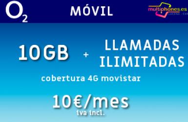 O2: MOVIL 10GB